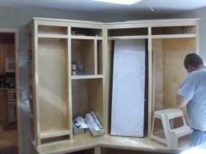 Custom Laundry Mudroom | Southeast Wisconsin | James Allen Builders