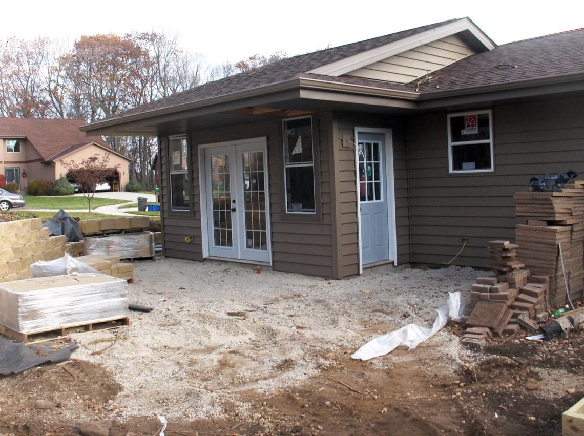 Home Addition Project | Milwaukee Contractor | James Allen Builders