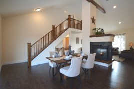 James Allen Builders Model Home Slinger WI