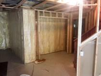 BEFORE Custom Basement Remodel, Mequon, WI