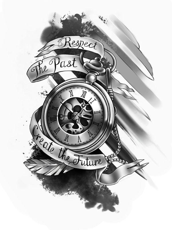 Respect the past create the future