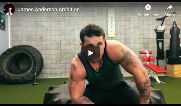 james anderson ambition video blog