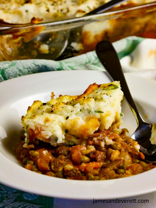 Sheppard's Pie with Champ Mash