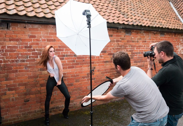 One-to-one photography training with cambridge-based photographer James Abbott