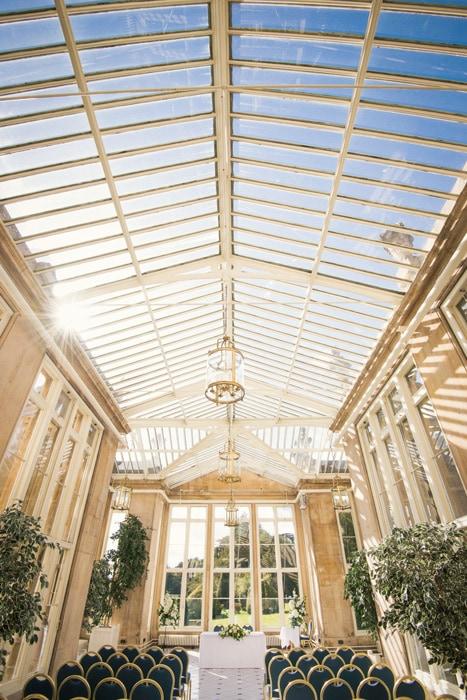 Stoke Rochford Hall Orangery