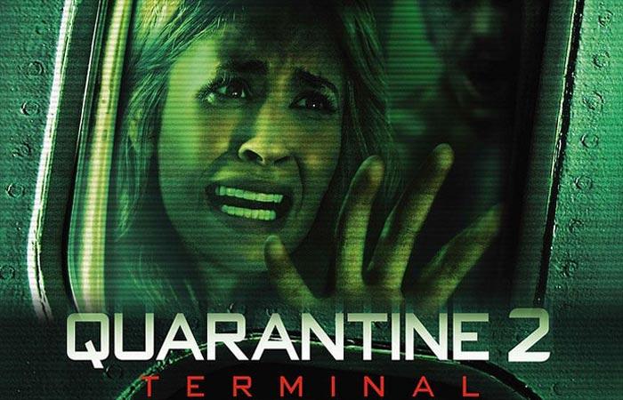 Ready For Weekend HORROR?!: Quarantine 2- Terminal (2011