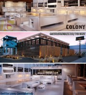 """Colony Nightclub Hollywood"""