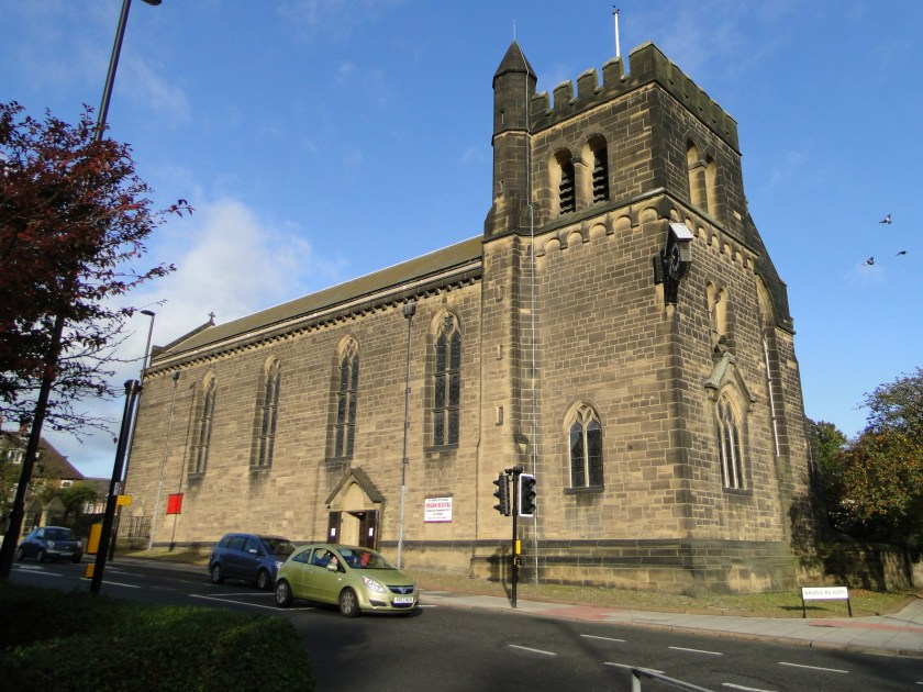 St James and St Basils Church Fenham
