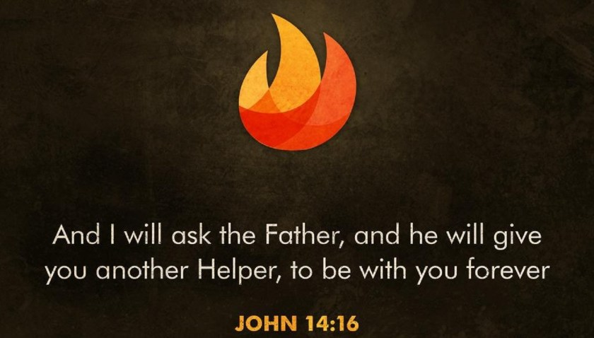 John 14 verse 16