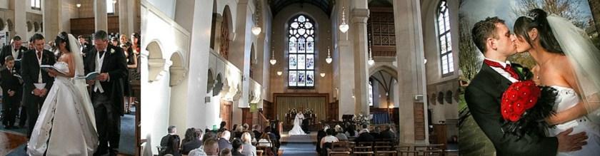 Weddings at St. James' and St. Basil's Fenham