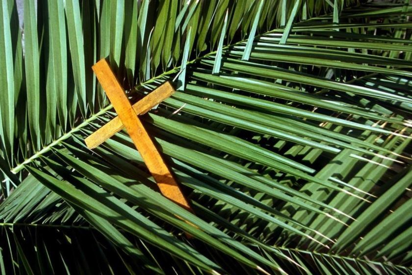 Palm Sunday at J's and B's