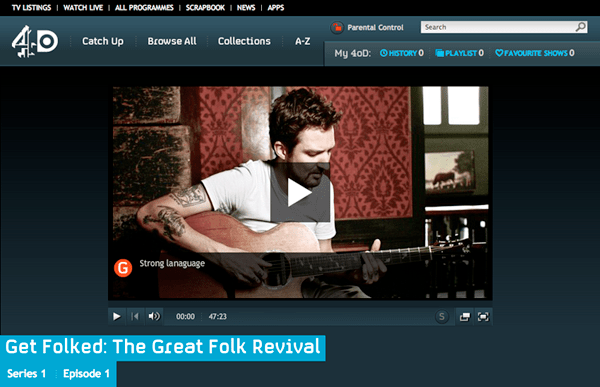 Get Folked: Great Folk Revival