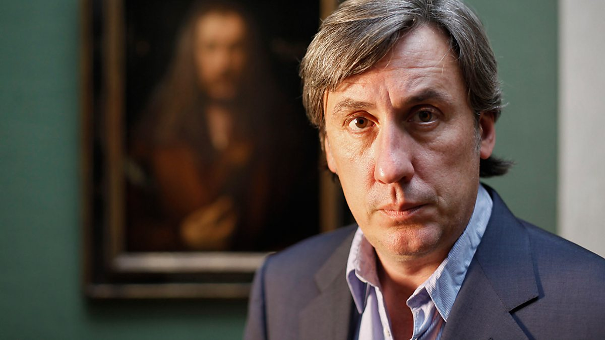 The Andrew Graham-Dixon blooper reel