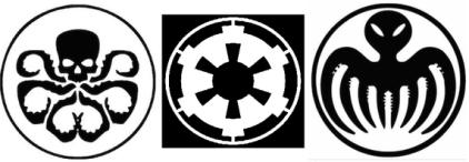 quelques organisations inspirées par le SPECTRE