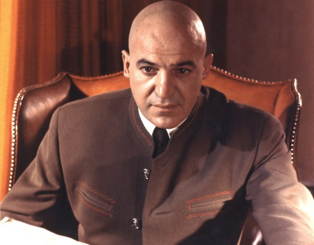 Blofeld portrait