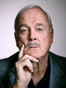 In the mid-1970s, Cleese and his first wife, Connie Booth, co-wrote and starred in the British sitcom Fawlty Towers. Later, he co-starred with Kevin Kline, Jamie Lee Curtis and former Python colleague Michael Palin in A Fish Called Wanda and Fierce Creatures. He also starred in Clockwise, and has appeared in many other films, including two James Bond films, two Harry Potter films, and the last three Shrek films.