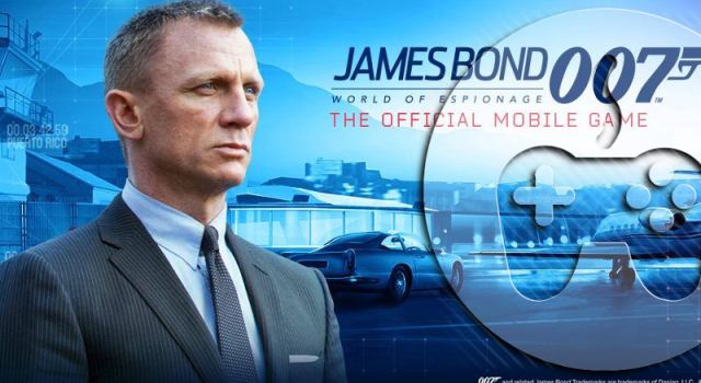 James Bond World of Espionnage