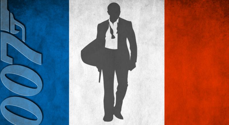 Quels sont les liens entre James Bond, l espion le plus British du cinéma,  et la France, pays accueillant son fan club et une bondmania discrète mais  ... 444d3d49c7c