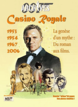 Publié dans le Hors série Archives 007 spécial Casino Royale en 2007