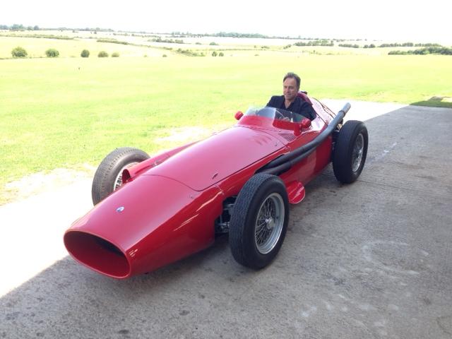 AH-in-race-car