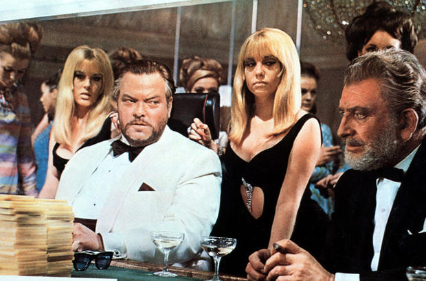 Le Chiffre - Orson Welles