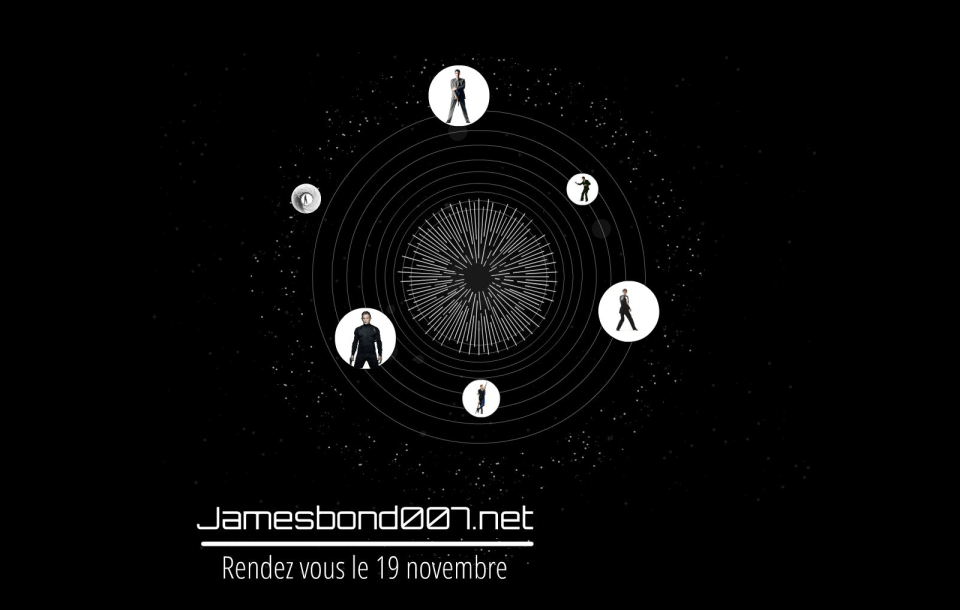 Le site du Club James Bond France