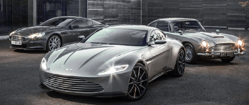 Aston Martin collaborera bien à Bond 25