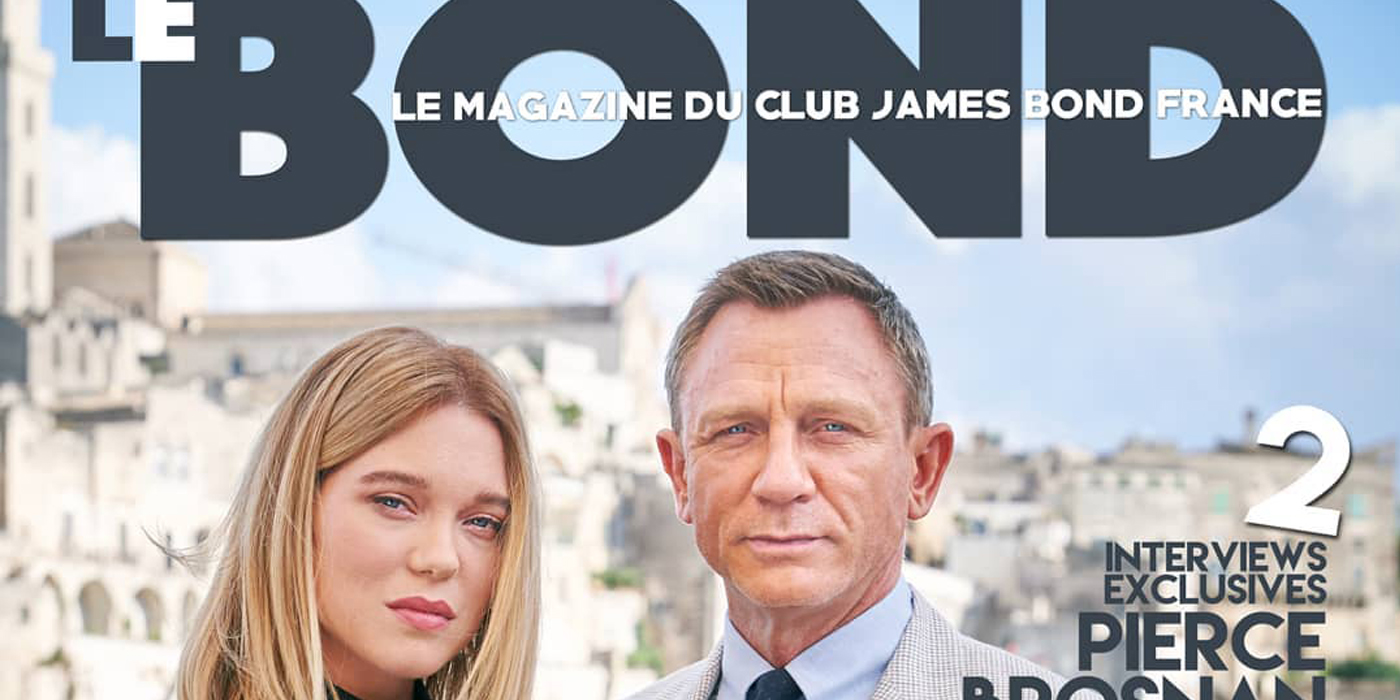 Le dernier Le Bond de l'année 2019 bientôt dans vos boites aux lettres !