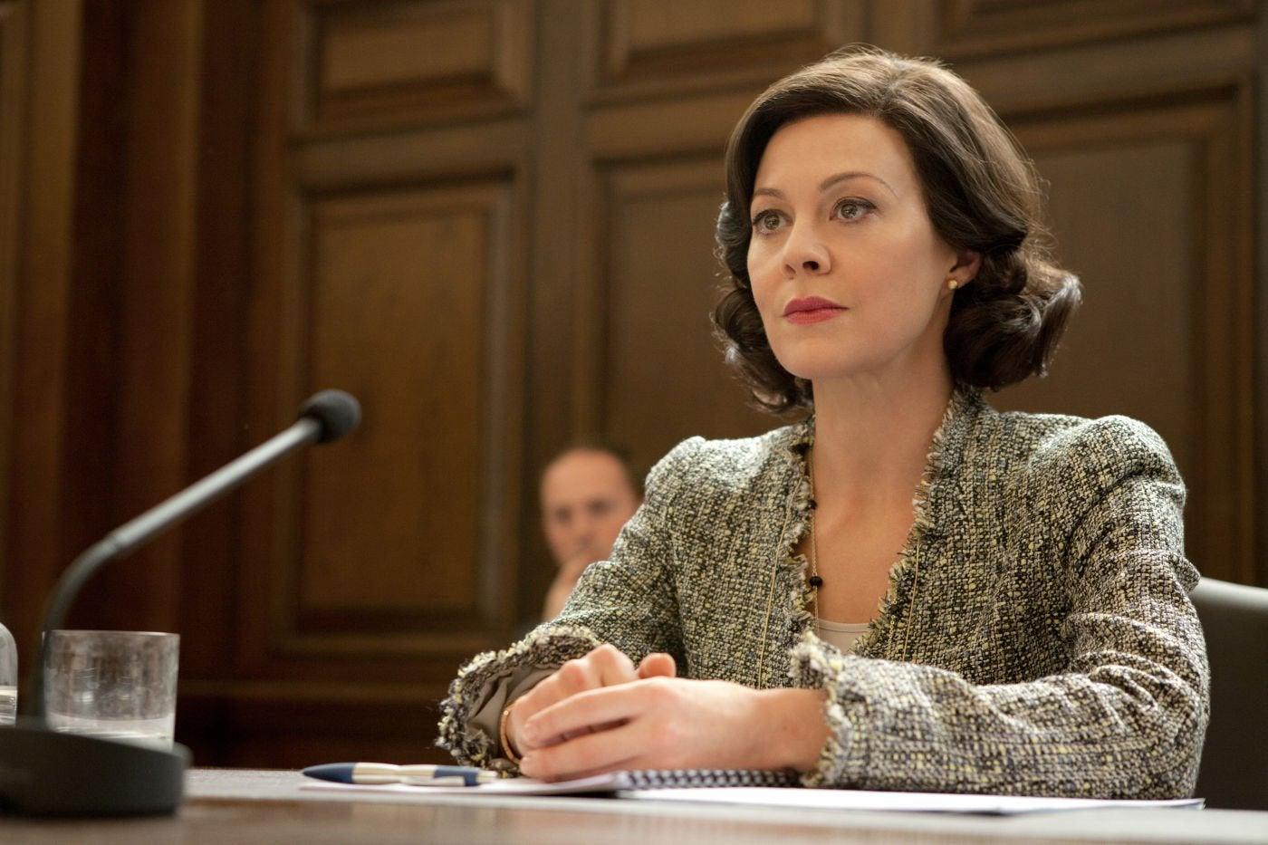 SKYFALL : Disparition de l'actrice Helen McCrory, l'interprète du personnage de Clair Dowar