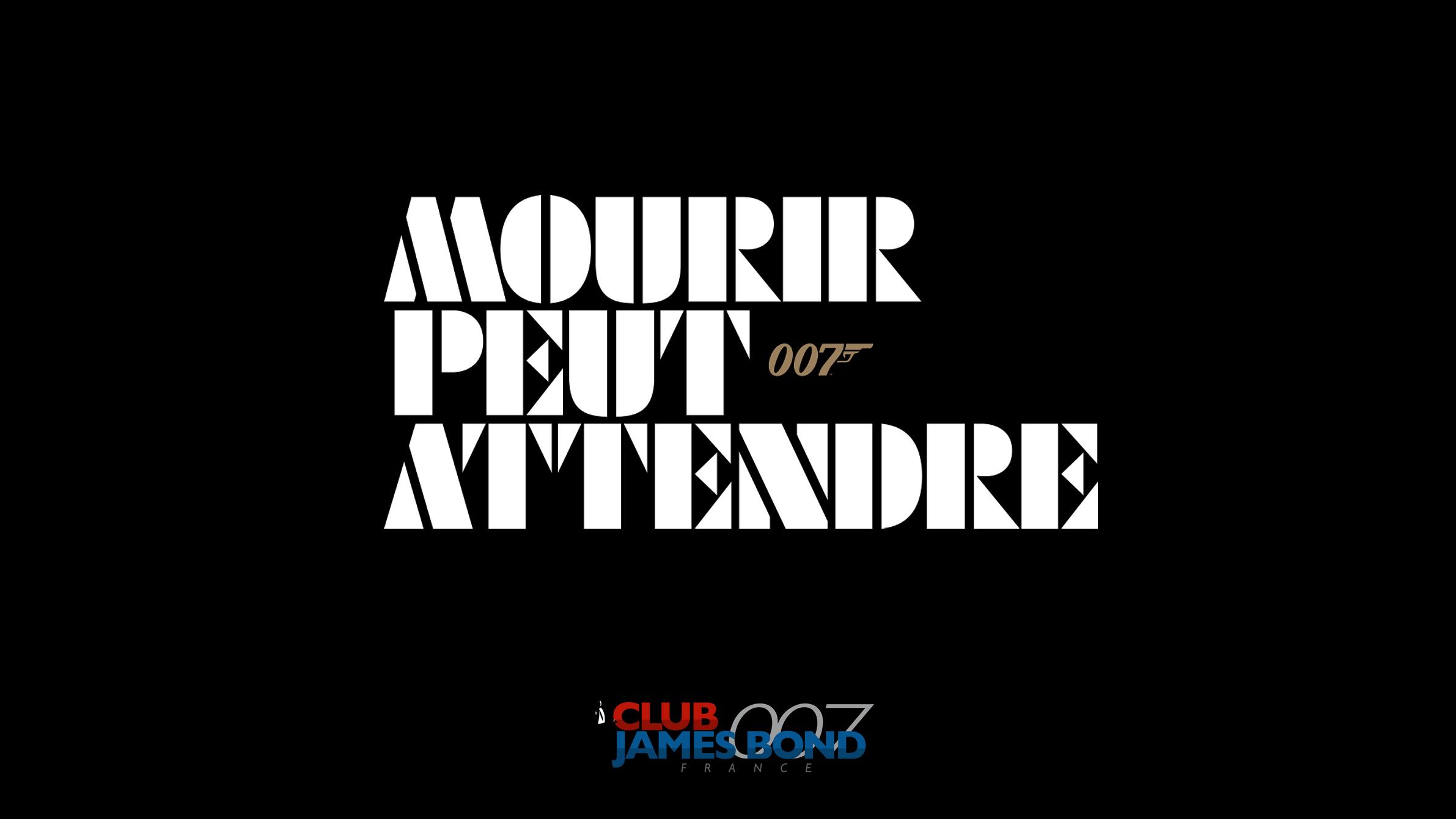 MOURIR PEUT ATTENDRE : Avant-première à Paris