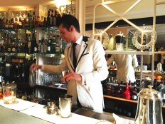 Erik Lorincz at the American Bar