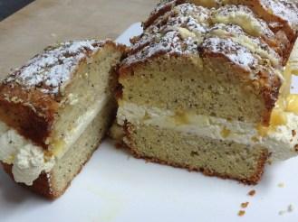 Birthday Special Lemon Drizzle Cake