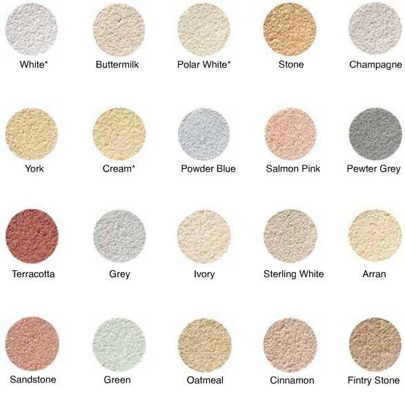krend colour chart