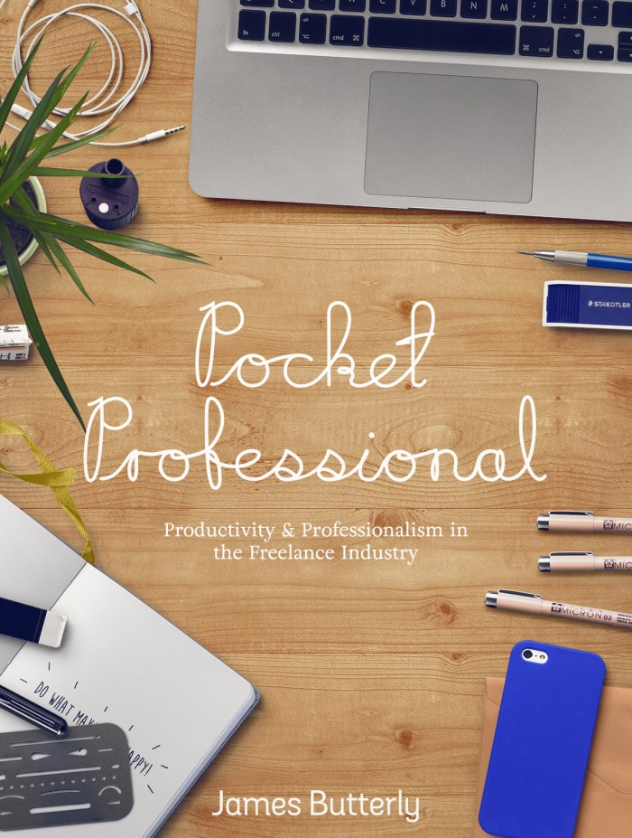 Pocket Professional - Book Cover