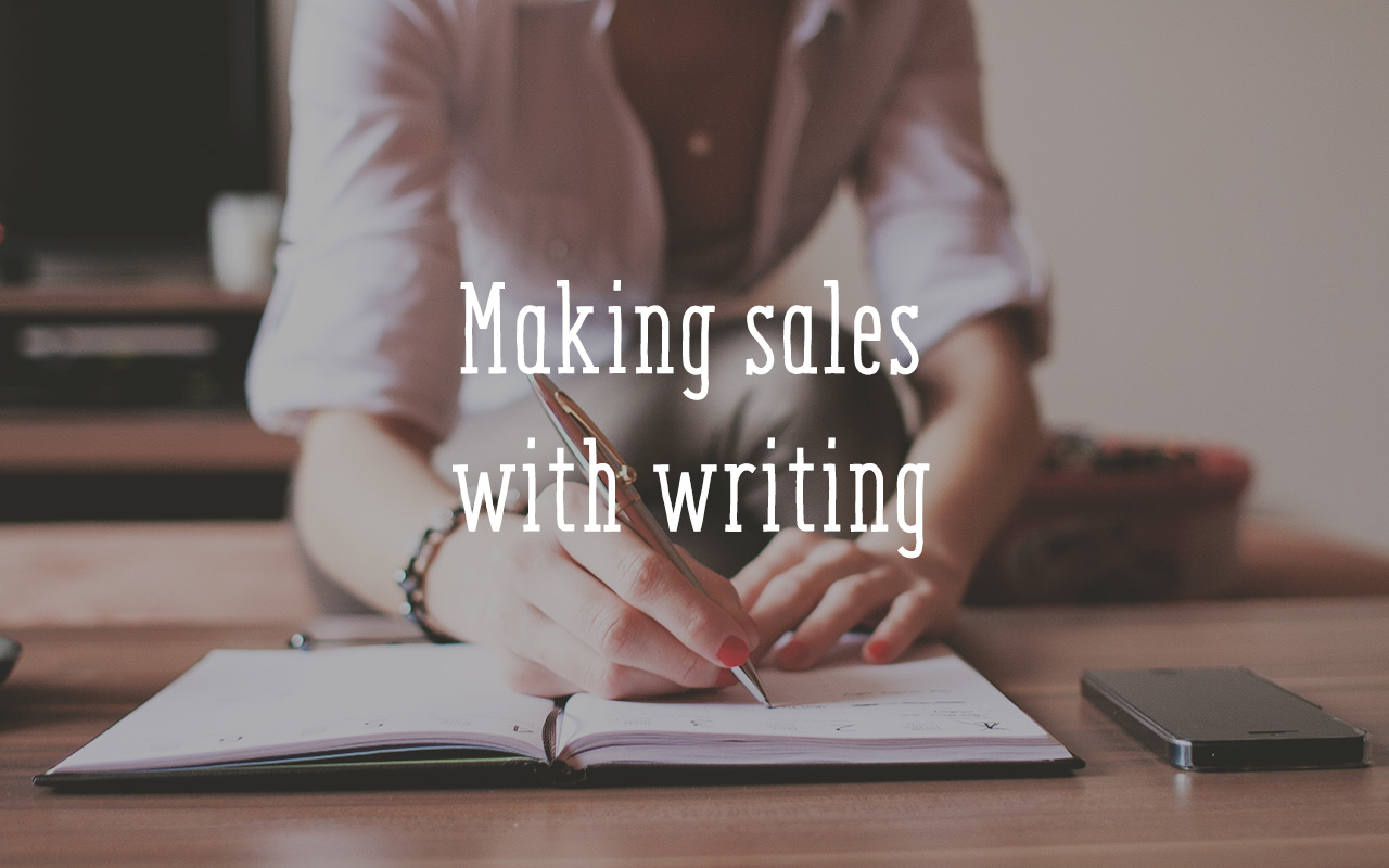writing-to-sell