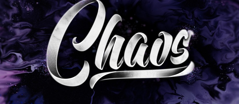 Hades – Lettering Series