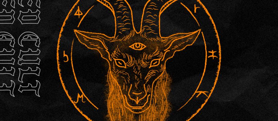 Damned Cult – Branding