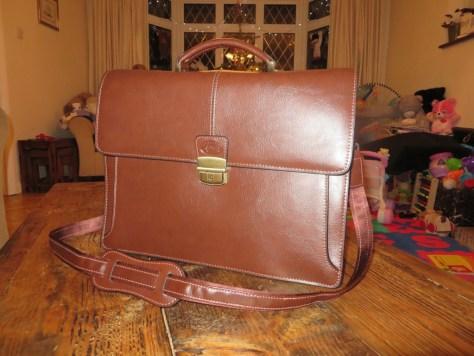 """My favourite bag (Francinel 13"""" laptop bag)"""