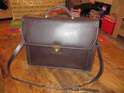 """The workhorse (Katana 15"""" laptop bag)"""