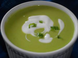 Pea Chowder or Pea Soup