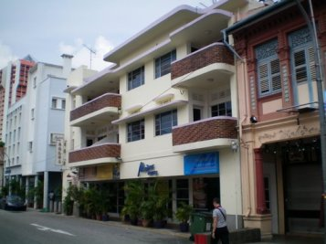 Madras Hotel in Singapore