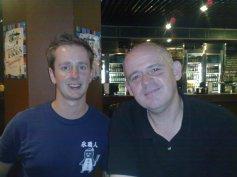Patrick Blake and James O'Brien