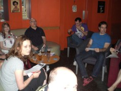 Louisa Cordle, Cotton Ward, Grant Whittingham, Mikey Lynch, Nathan