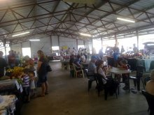 Farmers Market at Lismore Showground