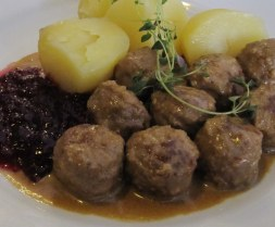 Attention IKEA Sydney - this is what Swedish meal balls look like
