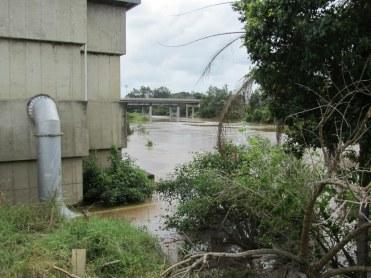 Browns Creek pumping station