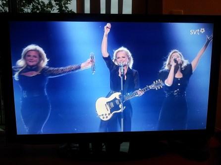 Cookies n Beans on Melodifestivalen