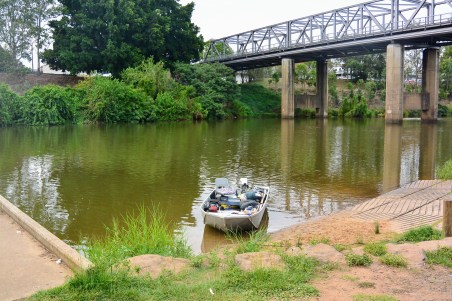 Wilson's River and the Ballina Street Bridge