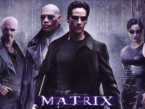Cinematic Advent Calendar #16 - The Matrix
