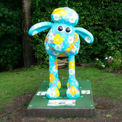 48. Posy - Shaun the Sheep